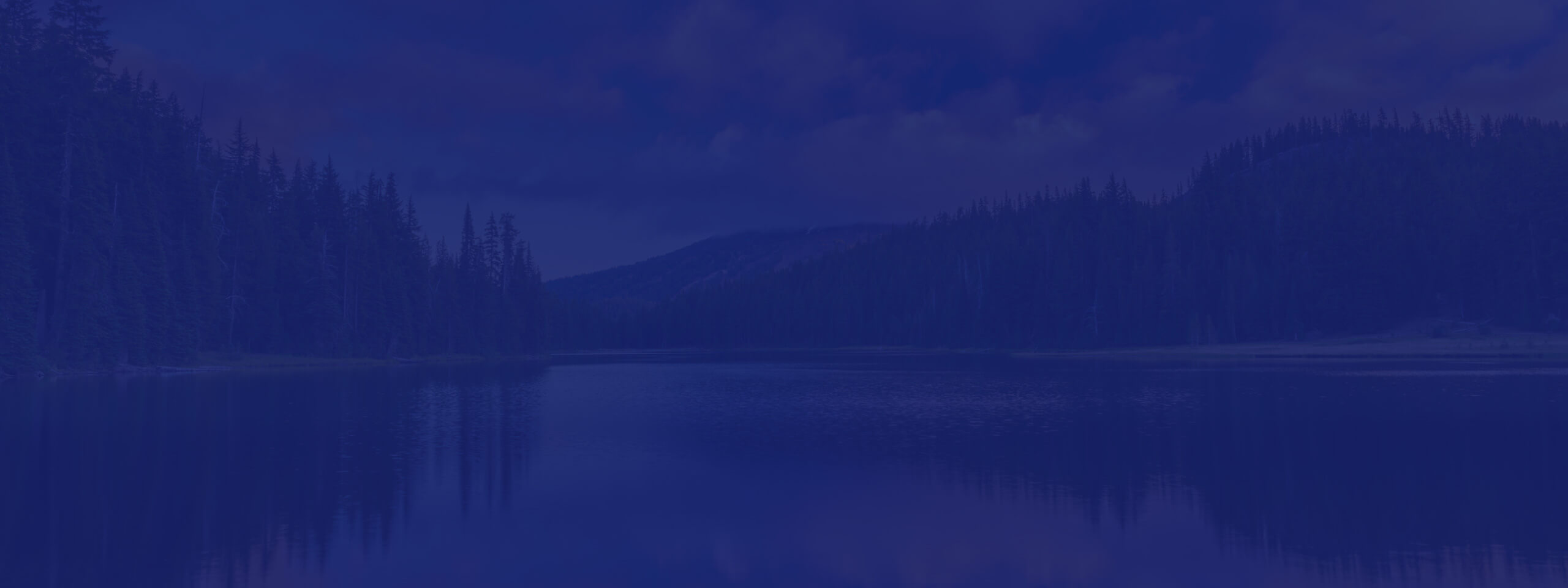 NAUPA mountains, lake background