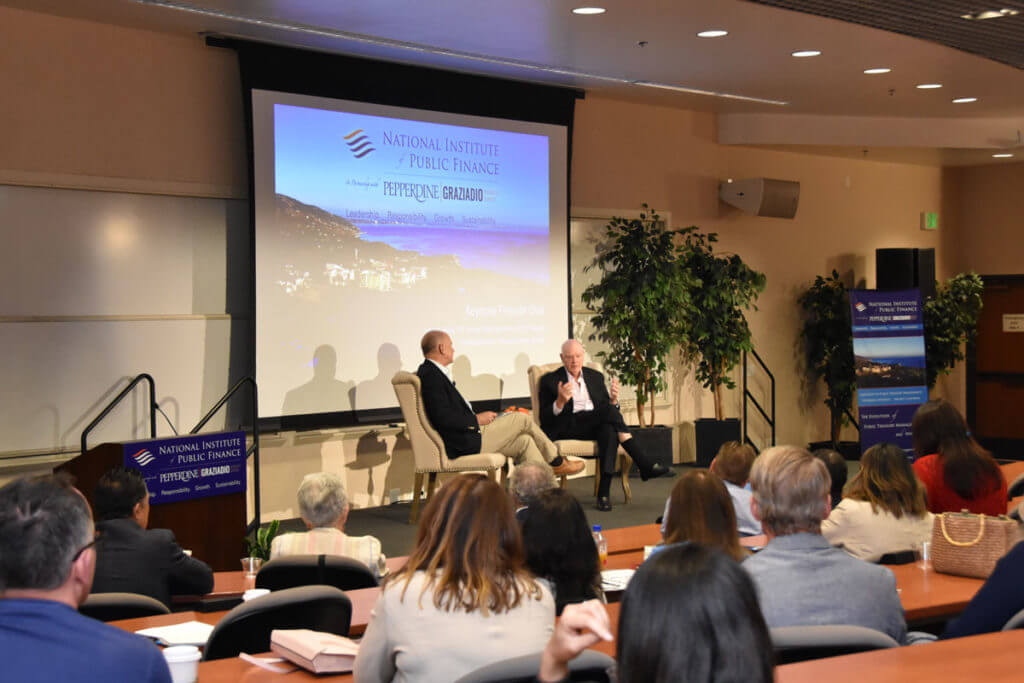 John Snow keynote at NIPF